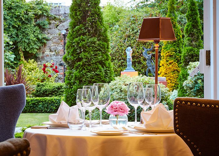 Gourmet Fine Dining in Cork at Hayfield Manor