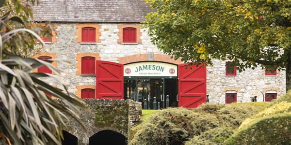 Jameson Experience Package